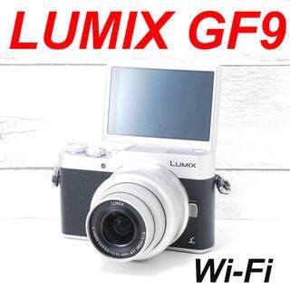 パナソニック(Panasonic)の❤️Wi-Fi搭載❤️4K撮影❤️LUMIX GF9(ミラーレス一眼)