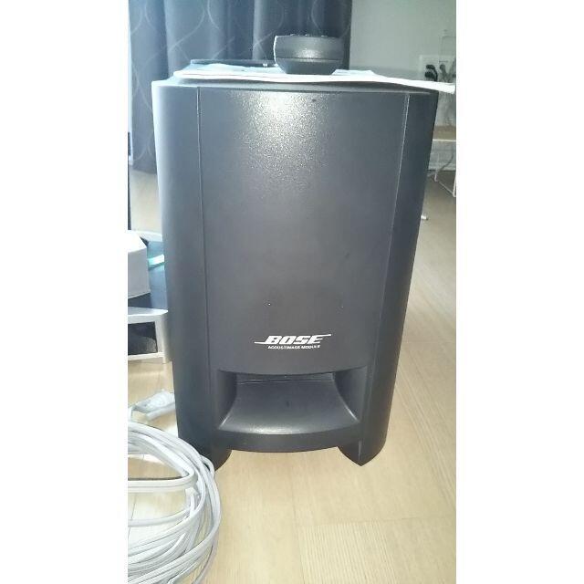 BOSE(ボーズ)のBose ps3-2-1 Ⅱ Powered Speaker System スマホ/家電/カメラのオーディオ機器(スピーカー)の商品写真