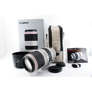 Canon - Canon EF100-400mm F4.5-5.6L IS ll USM