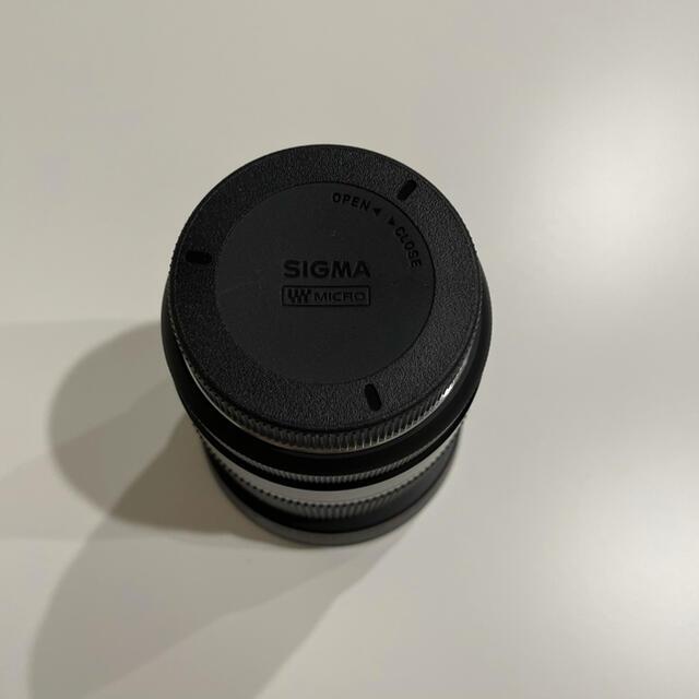 SIGMA(シグマ)のブロンプトン様専用 SIGMA 30mm F1.4 DC DN スマホ/家電/カメラのカメラ(レンズ(単焦点))の商品写真