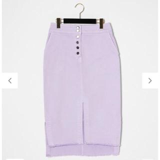 GRACE CONTINENTAL - スリットタイトスカート
