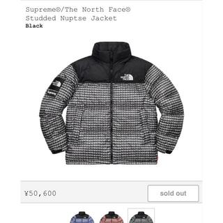Supreme - 最安値!TNF Studded Nuptse Jacket