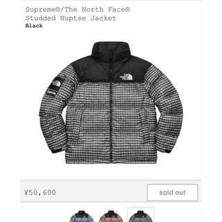 TNF Studded Nuptse Jacket