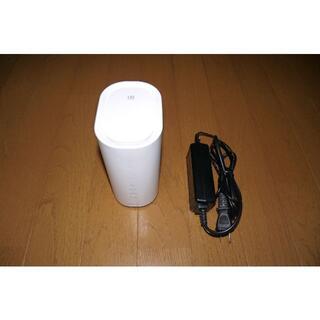エヌイーシー(NEC)のAU UQ WiMAX2ホームルーター HOME 01(その他)