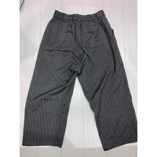 COMME des GARCONS HOMME PLUS(コムデギャルソンオムプリュス)のコムデギャルソン/comme des garçons ワイドスラックスパンツ メンズのパンツ(スラックス)の商品写真