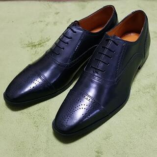 ORIHICA - 25cm【新品・未使用】ORIHICA オリヒカ 紳士靴 黒