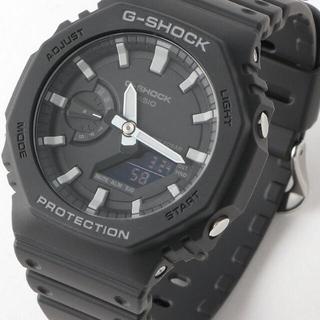 ジーショック(G-SHOCK)のCASIO G-SHOCK GA-2100-1A1JF(腕時計(デジタル))