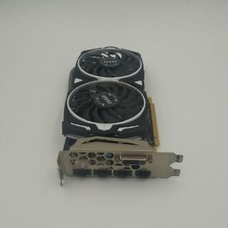 MSI RADEON RX 570 ARMOR 4G OC(PCパーツ)