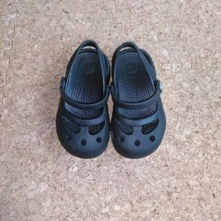 クロックス(crocs)の〈なみ様専用〉crocs 14cmサンダル(サンダル)