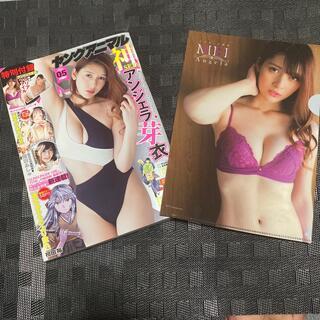 ハクセンシャ(白泉社)の☆ほぼ新品☆ヤングアニマル 2021年 3/12号(アート/エンタメ/ホビー)