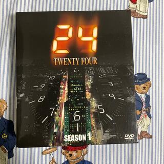 24-TWENTY FOUR- シーズン1 <SEASONSコンパクト・ボックス(TVドラマ)