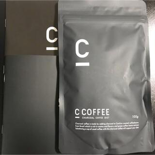 新品未開封 C COFFEE   100g   チャコールコーヒーダイエット