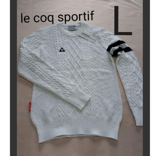 le coq sportif - ルコックスポルティフ ケーブル 春夏セーター