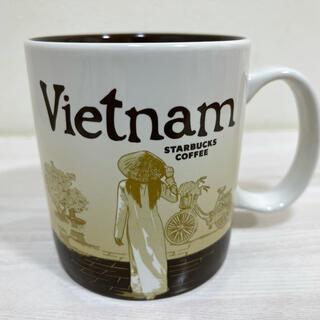 スターバックスコーヒー(Starbucks Coffee)のスターバックスのマグカップ ベトナム限定版(マグカップ)