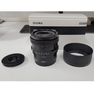 SIGMA - 美品 SIGMA 35mm F2 DG DN SONY Eマウント用