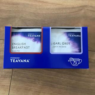 スターバックスコーヒー(Starbucks Coffee)のスタバ ティバーナ アソートフラワーズ 10袋(茶)