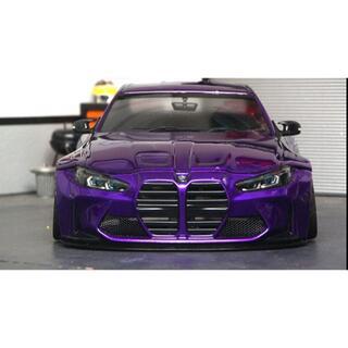 送料無料 1/10 ドリフト ボディ BMW G82 M4 未塗装 新品ボディ