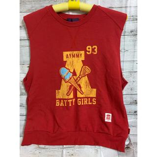 エイミーインザバッティーガール(Aymmy in the batty girls)のAYMMYエイミー(Tシャツ(半袖/袖なし))