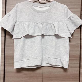 ハニーズ(HONEYS)のフリルトップス(Tシャツ(半袖/袖なし))