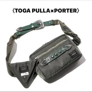 トーガ(TOGA)のTOGA PULLA × PORTER コラボ ボディバッグ(ボディバッグ/ウエストポーチ)