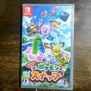 Nintendo Switch - 新品未開封 New ポケモンスナップ Switch