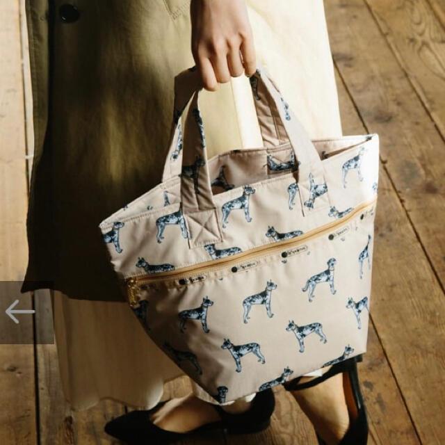 LeSportsac(レスポートサック)の日本限定☆レスポートサック×風間ゆみえ PETIT AMOUR トートバッグ レディースのバッグ(トートバッグ)の商品写真