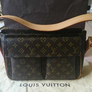 LOUIS VUITTON - ◆美品◆定価約15万 ルイヴィトン モノグラム ヴィバシテGM M51163