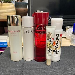 化粧水 乳液など まとめ売り KOSE エビータ DUO