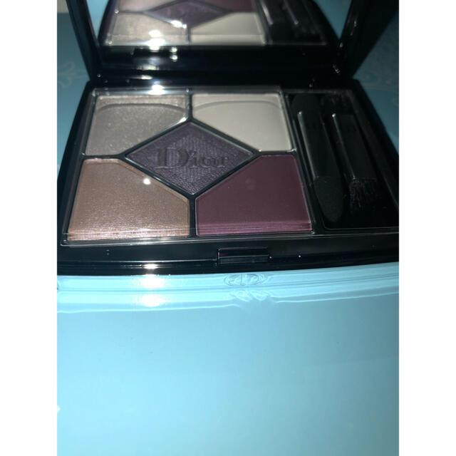 Dior(ディオール)のディオール サンククルールクチュール 159 プラムチュール コスメ/美容のベースメイク/化粧品(アイシャドウ)の商品写真