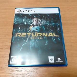 プレイステーション(PlayStation)のReturnal(リターナル) PS5(家庭用ゲームソフト)
