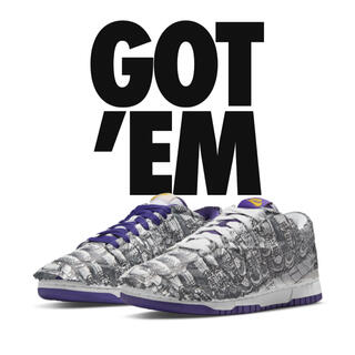 NIKE - 【28cm】NIKE DUNK LOW Made You Look