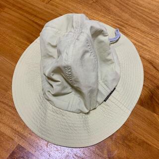 mont bell - 帽子 モンベル キッズ フリーサイズ