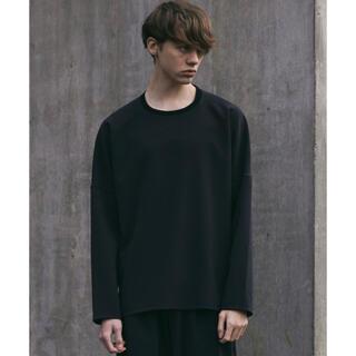 アタッチメント(ATTACHIMENT)のIRREGULAR SLEEVE RELAX PO(Tシャツ/カットソー(七分/長袖))