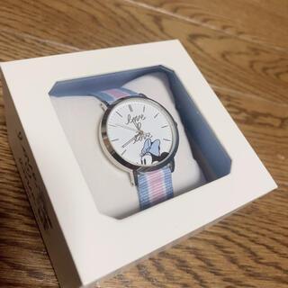 Disney - 保証書あり ディズニーストア 腕時計 ウォッチ ケリーパク ミニー ディズニー
