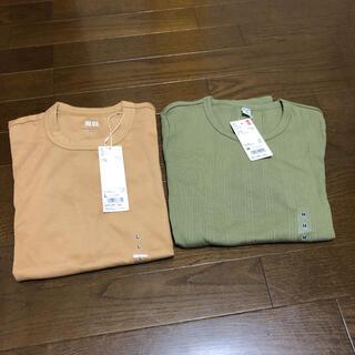 UNIQLO - 【新品未使用】ユニクロ Tシャツ