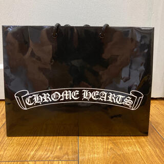 クロムハーツ(Chrome Hearts)の旧モデル CHROME HEARTS ショッパー 大 クロムハーツ(ショップ袋)