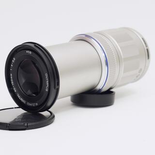 オリンパス(OLYMPUS)の ⭐️ミラーレス用望遠⭐️OLYMPUS M.ZUIKO 40-150mm(レンズ(ズーム))