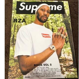 シュプリーム(Supreme)のSUPREME BOOK VOL5 (ステッカー、付属無し)(その他)