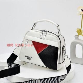 ショルダーバッグ本革質感のバッグバッグ(コンシーラー)