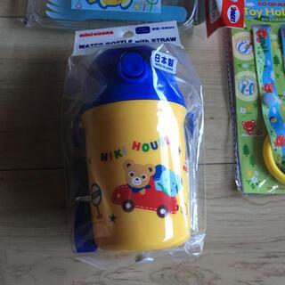 mikihouse - ミキハウス ストローホッパー 水筒 マグ 新品未使用   お出かけセット