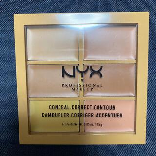 エヌワイエックス(NYX)の※即日発送可※■新品・未開封■ NYXコンシーラー パレット02(コンシーラー)