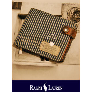 POLO RALPH LAUREN - POLO RALPH LAUREN ポロ ラルフローレン 2つ折りウォレット
