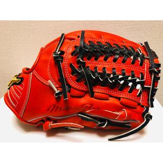 MIZUNO - ミズノプロ 店舗別注 硬式内野手グローブ 新品未使用 高校野球可 オールラウンド