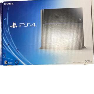 プレイステーション4(PlayStation4)のPS4 PlayStation 4 500GB CUH-1000AB01 箱のみ(その他)