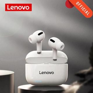 Lenovo - レノボLP1Sワイヤレスイヤホン白★Bluetooth5.0 LENOVO