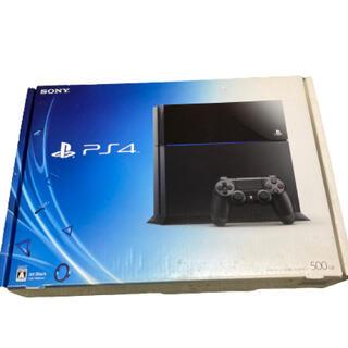 プレイステーション4(PlayStation4)のSONY PlayStation4 CUH-1100AB01 箱のみ(その他)