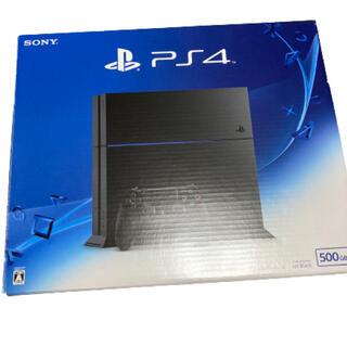 プレイステーション4(PlayStation4)のPlayStation 4 500GB 1200 箱のみ(その他)