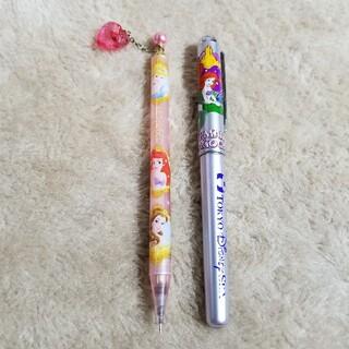 ディズニー(Disney)のDisneyプリンセス シャープペン&ボールペン(ペン/マーカー)
