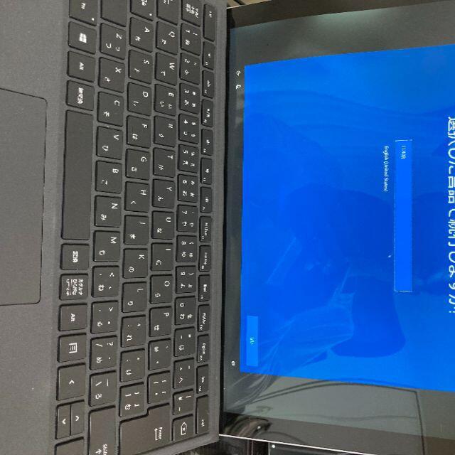 Microsoft(マイクロソフト)のSurface Pro4 (ジャンク)+ドッキングステーション・タイプカバー他 スマホ/家電/カメラのPC/タブレット(タブレット)の商品写真