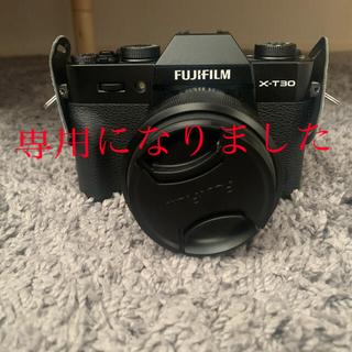 フジフイルム(富士フイルム)の富士フィルム XT30 ミラーレス一眼(ミラーレス一眼)